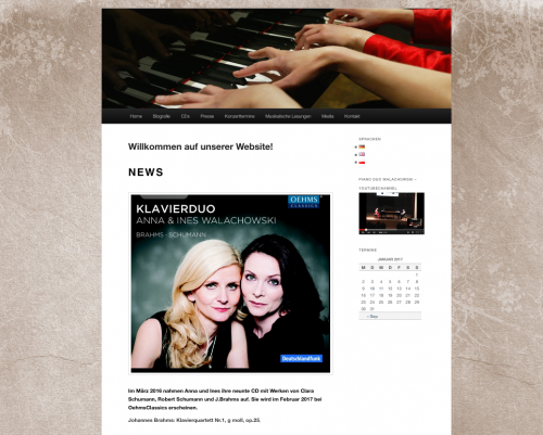 Klavierduo-Walachowski