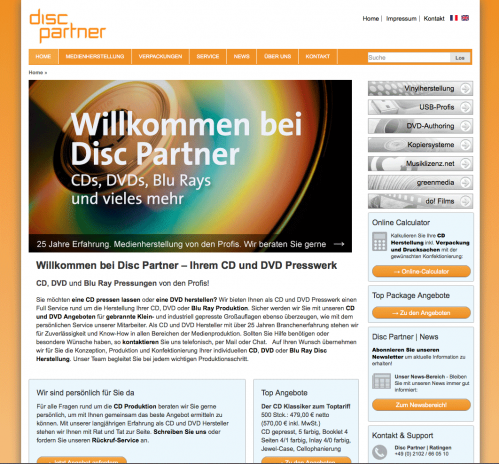 discpartner